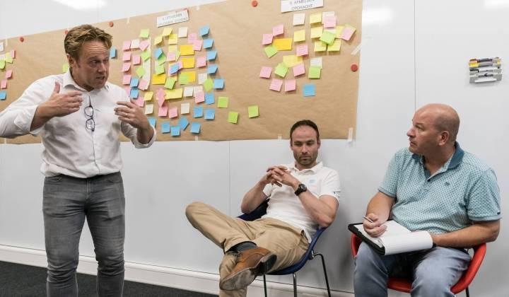 Koraal en leveranciers werken samen om processen te verbeteren