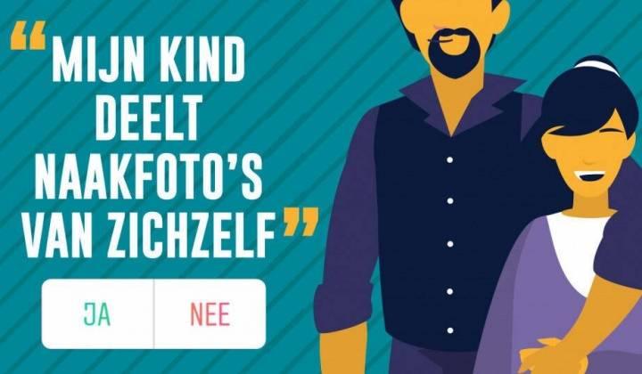 Campagne 'Niet mijn kind' tegen seksuele uitbuiting